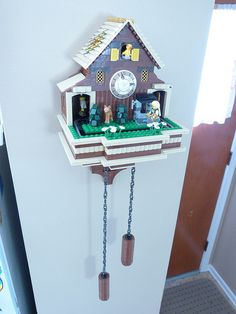 Cuckoo Clock by Dodge..., via Flickr