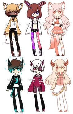 [Adoptable Batch 30] CLOSED by Aizu-Adopts