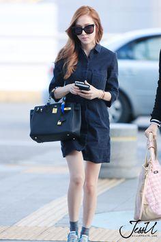 140508 Jessica @ 仁川國際機場 [JessU]