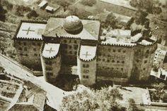 Hotel Alhambra Palace como hospital durante la guerra