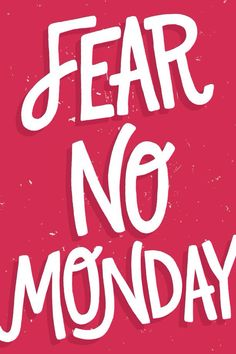 Yippee its Monday! #MondayMotivation #HappyMonday #Week #GoodMorning #Motivation…
