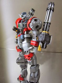MG 1/100 Gundam AGE-1 Titus - Custom Build - Gundam Kits Collection News and Reviews