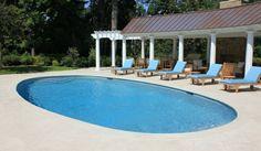 Brooks Pool Company   Backyard Resort