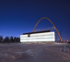 Gallery of Länsisalmi Power Station / Parviainen Architects - 11