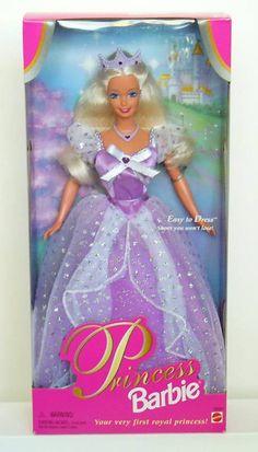 Princess Barbie #18404