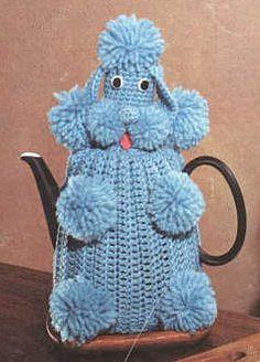 Poodle Tea Cozy