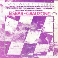 Various - Swiss Wave The Album SW 1980 Lp vg++ Zandra