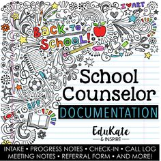 Google Docs for School Counselors - EduKate and Inspire