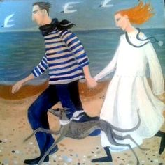 Running Away by Dee Nickerson.