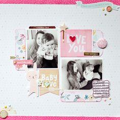 Baby+Love - Scrapbook.com                                                       …