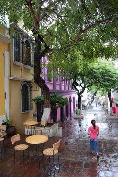 Centro de Villahermosa, Tabasco, Mexico