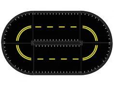 Talladega Fast Track Pedal Path