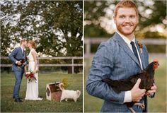 I want this groom!!! ;)