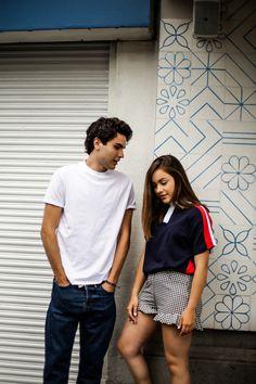 8cbd6dbaa #bershkastyle by Angie Vazquez and Gus Vazquez #bershka #style #streetwear  #streetstyle