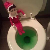 Elf on the Shelf Ideas (lots of photos)