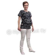 Pregnancy T-shirt Hertta, Myllymuksut