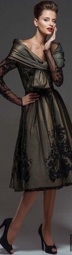 """Blanka Matragi """"Return of the Phoenix"""", F/W - Couture Women's Dresses, Couture Dresses, Pretty Dresses, New Fashion, High Fashion, Womens Fashion, Fashion Trends, Facon, Beautiful Gowns"""