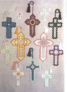 Special Hardanger Crosses