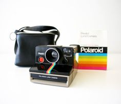 Your place to buy and sell all things handmade Vintage Polaroid Camera, Buy And Sell, Type, Film, Handmade, Stuff To Buy, Movie, Hand Made, Film Stock
