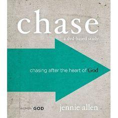 Chasing God By Jennie Allen