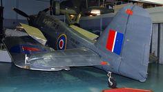 Fairey Fulmar, Fleet Air Arm Museum, RNAS Yeovilton.