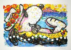 'Chillin' by Tom Everhart