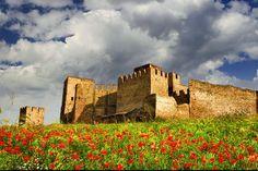GREECE CHANNEL   Castles of Thessaloniki Greece