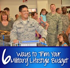 Trim Your Military Lifestyle Budget with these 6 Tips, proof the commissary isn't always cheaper!!!