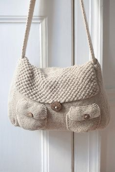 Like this style.~ Would do it in crochet.