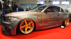 BMW E82 (1-Series Coupe) 2010 123d 278ps 504Hm R19 Tuning -  Exterior Wa...