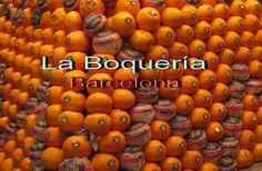 La Boquería (Mercat de Sant Josep) Barcelona