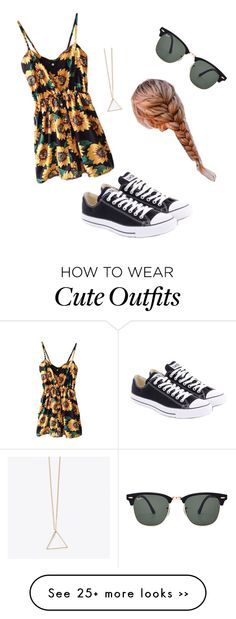 """""""Summer outfit """" by isachiappini on Polyvore"""