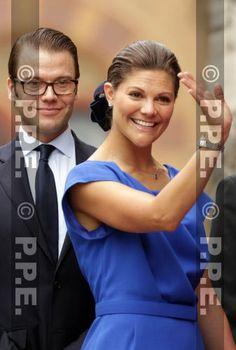 Crown Princess Victoria, August 12, 2010