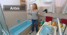 Renovando El Baño Con Poco Dinero