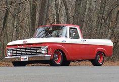 Fierd Vintage Pickup Trucks, Classic Ford Trucks, Ford Pickup Trucks, Car Ford, Hot Rod Trucks, Cool Trucks, Cool Cars, F100 Truck, Hot Rod Pickup