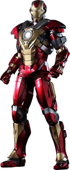 Marvel Iron Man Mark 17 (Heartbreaker) by