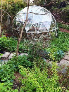 London dome greenhouse