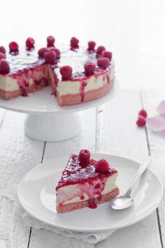 raspberry cheesecake #recipe