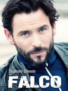 Vainqueur de la meilleur nouvelle série : Falco. #Sagamore Stévenin