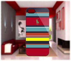 Polo Ralph Lauren Mens Stripe Case For IPhone 5, IPhone 4/4S, Samsung Galaxy S2, Samsung Galaxy S3, Samsung Galaxy S4 Hard Case