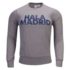 Buy adidas Real Madrid Crew Sweatshirt on SOCCER.COM. Best Price Guaranteed. Shop for all your soccer equipment and apparel needs.