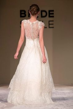Ebano Wedding Dress.  avail on ~ Hustle Your Bustle