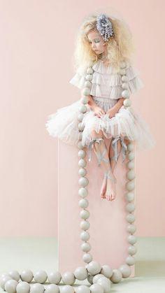 Dress by Tutu du Monde ❤ Kids Fashion Photography, Children Photography, Girl Photography, Fashion Kids, Little Girl Fashion, Dance Fashion, Womens Fashion, Beautiful Children, Kind Mode