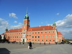 The Royal Castle - Stare Miasto (old town - parte vieja de Varsovia)