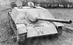 Jagdpanzer IV/70 with zimmerit