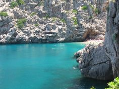 Sa Calobra, #Mallorca (Balearic Islands, Spain). Enjoy your stay in #Mallorca in our charming hotel, a typical Catalonian country house, at the foot of the Puig de Randa.    http://www.esrecoderanda.com/