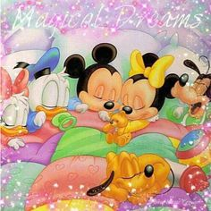 Images Disney, Disney Pictures, Baby Mickey, Mickey Minnie Mouse, Cute Disney, Disney Art, Disney Magic, Disney Dream, Walt Disney