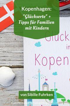 """""""Glücksorte in Kopenhagen"""" und Tipps für Dänemarks Hauptstadt für Familien mit Kindern. Ich stelle Euch den neuen Reiseführer von Sibille Fuhrken vor! Die Dänemark-Expertin erzählt Euch, welche Orte in der dänischen Metropole für Kinder besonders spannend sind, sowohl für einen Urlaub als auch für einen Wochenend-Trip. #kopenhagen #dänemark #reiseführer #ort #glücksorte #sibillefuhrken #tipps #kind #familie #reisenmitkindern #kopenhagenmitkindern #urlaub #wochenende #trip…"""