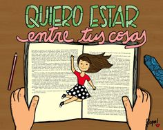 quiero My Only Love, Say I Love You, Love Poems, Love Quotes, More Than Words, Spanish Quotes, Book Lovers, Wise Words, Decir No