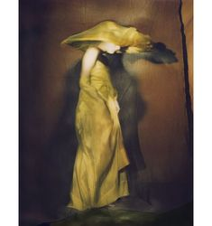 Guinevere in yellow dress, Paris 1996 by Paolo Roversi for Vogue Paolo Roversi, Sarah Moon, Ethereal Photography, Color Photography, Editorial Photography, Glamour Photography, Lifestyle Photography, Photography Portraits, Inspiring Photography